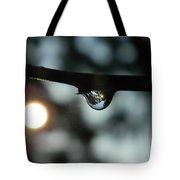Transformation Of The World Tote Bag