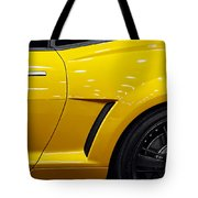 Transformers Camaro Tote Bag