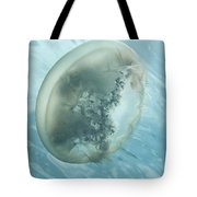 Translucent Jellyish Floating Tote Bag