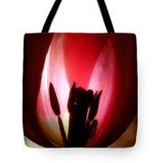 Translucent Tulip Tote Bag