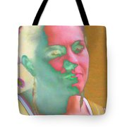 Transparency Personified Tote Bag
