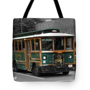 Transportation. Charlottesville Va Tote Bag