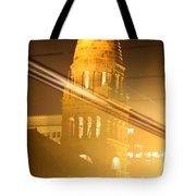 Transposed Tower Tote Bag