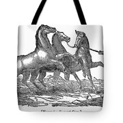 Treading Corn, 1833 Tote Bag by Granger