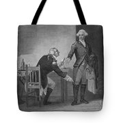 Treason Of Benedict Arnold, 1780 Tote Bag