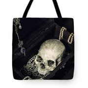 Treasure Chest Tote Bag by Joana Kruse