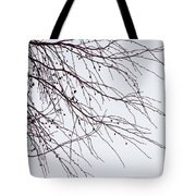 Tree Branch Nature Abstract Tote Bag