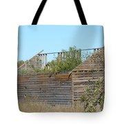 Tree Crib Tote Bag
