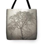 Tree Fog Tote Bag