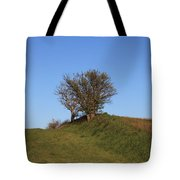 Tree In The Country Tote Bag