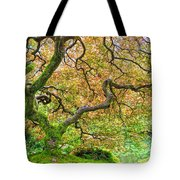 Tree Of Beauty Tote Bag