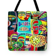Tree Of Life Journey Tote Bag