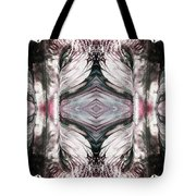 Tree Of Life Love And Death Tote Bag