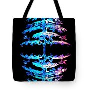 Tree Over Tree Tote Bag