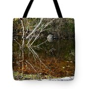 Tree Reflections Stoney Creek Tote Bag