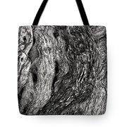Tree Shape Tote Bag