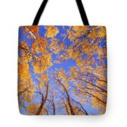 Tree Tops Tote Bag