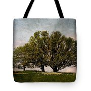 Trees Of Life Tote Bag