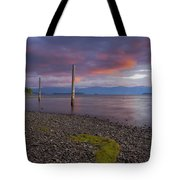 Trestle Creek Shore Tote Bag