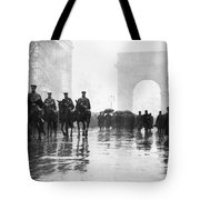 Triangle Fire Memorial, 1911 Tote Bag