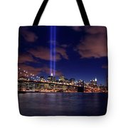 Tribute In Light II Tote Bag