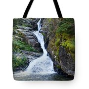 Tricky Falls Tote Bag by Marty Koch