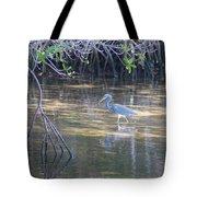Tricolored Heron 1 Tote Bag