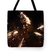 Trigger Dragon Tote Bag