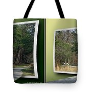 Trike Wave - Gently Cross Your Eyes And Focus On The Middle Image Tote Bag