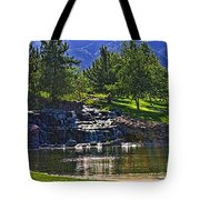Trilogy Falls Tote Bag