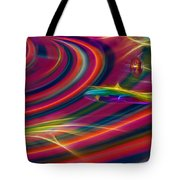 Trippin' Tote Bag