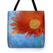 Triptych Gerbera Daisy-one Tote Bag