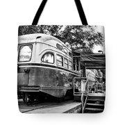 Trolley Car Diner - Philadelphia Tote Bag