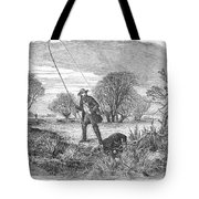 Trolling For Jack, 1850 Tote Bag