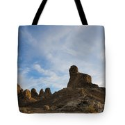 Trona Pinnacles 2 Tote Bag