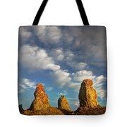Trona Pinnacles 5 Tote Bag
