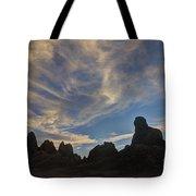 Trona Pinnacles 6 Tote Bag