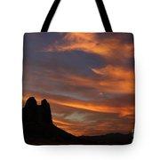 Trona Pinnacles 7 Tote Bag