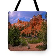 Tropic Canyon Tote Bag