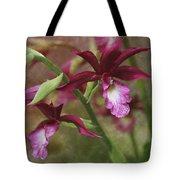 Tropical Beauty Tote Bag by Debra and Dave Vanderlaan