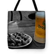 Tropical Beer Tote Bag
