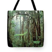 Tropical Cloud Forest Tote Bag