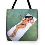 Tropical Comfort Tote Bag