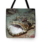 Tropical Fish Crocodile-fish Tote Bag
