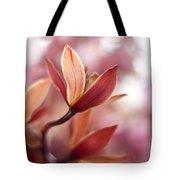 Tropical Grace Tote Bag