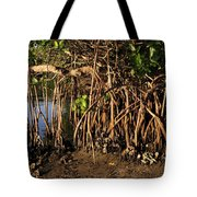 Tropical Mangroves Tote Bag