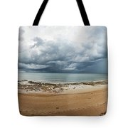 Tropical Seasonal Monsoon Rain Tote Bag