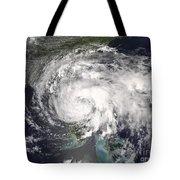Tropical Storm Fay Tote Bag