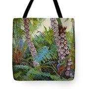 Tropical Underwood Tote Bag