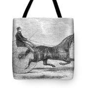 Trotting Horse, 1861 Tote Bag